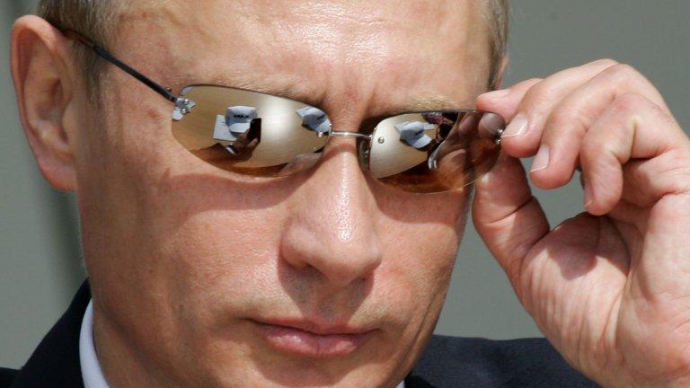 Малко известни факти за руския държавен глава