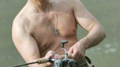 В този вид Владимир Путин ходи за риба