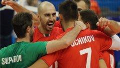 САЩ, Иран и Канада ще са противниците на България във втората фаза на Мондиал 2018