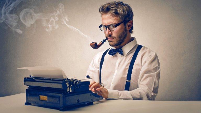 Много писатели твърдят, че героите в книгите им са онези, които правят диалога и задвижват сюжета в романите им...буквално