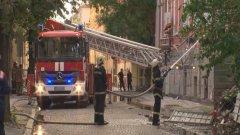Криминално проявеният клошар Любомир Данчев беше осъден на 4 години за умишлен палеж на една от сградите на тютюневите складове в Пловдив