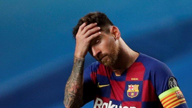 """""""Разочарован съм от Меси! Да дойде да си плати 700 млн. и да си ходи"""""""