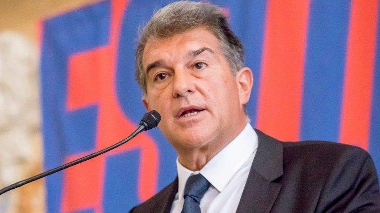 Лапорта преди изборите за президент: Суперлигата ще убие футболната индустрия