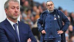 Сари твърди, че иска да остане в Челси, но ще говори за бъдещето си след финала на Лига Европа
