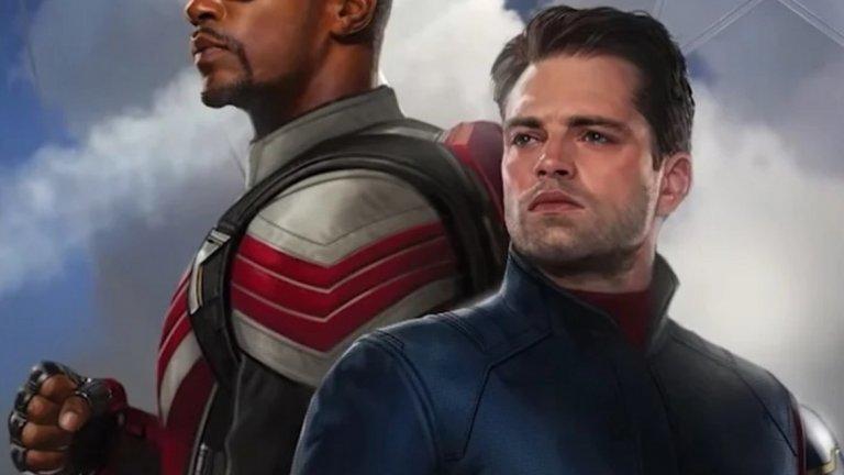 Героите се местят в стрийминга...  По-интересното е, че някои от филмовите герои на Marvel тази година напускат големия екран се местят на малкия екран с мини-сериали в стрийминг платформата Disney+. Става дума за Falcon, Winter Soldier и Scarlet Witch - едни от последните попълнения към Отмъстителите. Първите двама са главните герои в The Falcon and The Winter Soldier, история за последствията след като Стив Роджърс (Крис Евънс) се пенсионира от ролята на Капитан Америка и надигането на злия барон Земо (Даниел Брюл). Минисериалът се очаква в края на лятото.