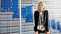 Заместничката на Мишел Барние е твърд преговарящ и няма да отстъпи първа при натиск от Лондон