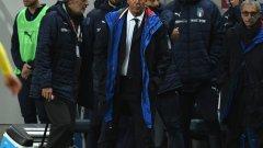 Макар че беше набеден за основен виновник за историческия провал на Италия, Вентура не подаде оставка с цел да си прибере тлъстата неустойка след неизбежното уволнение