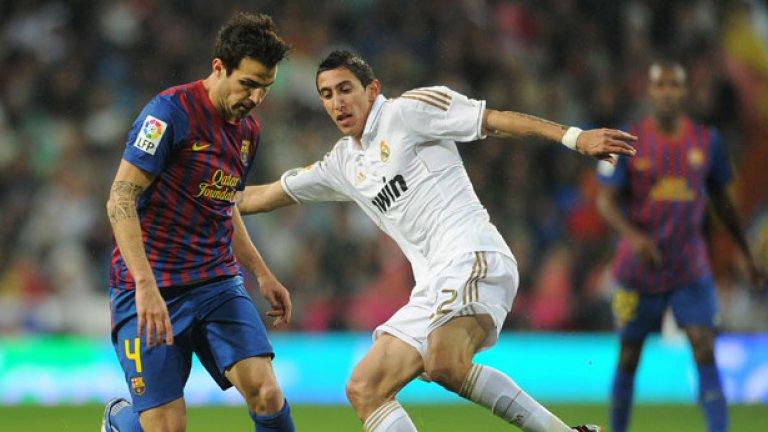 Анхел ди Мария Бенфика го взе още като тийнейджър и бързо го превърна в едно от южноамериканските чудеса на Европа. Офертата от Реал не закъсня и Ди Мария бе важна част от тима, който вдигна Десетата. Трансферът в Манчестър Юнайтед се оказа несполучлив, но в Пари Сен Жермен пасна като дялан камък.