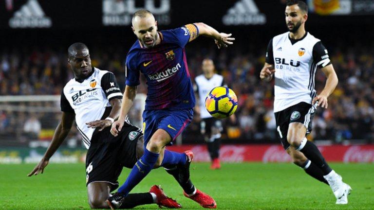 Иниеста има над 600 мача за Барселона и е спечелил 30 трофея в кариерата си, включително 4 Шампионски лиги. Кой въобще може да замени такъв футболист? Ето четирима извън очевидния вариант Коутиньо, които могат да се справят
