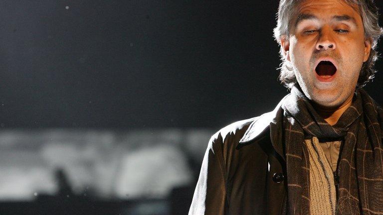 Андреа Бочели и Франческо Тоти ще открият Европейското първенство