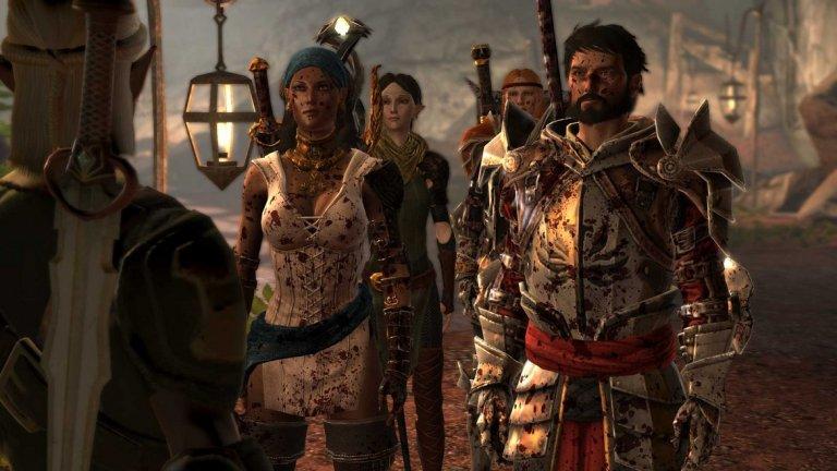 Dragon Age II  Резултат в Metacritic: 82 Средна потребителска оценка: 4.5  С пускането на Mass Effect и Dragon Age: Origins, Bioware циментира позицията си на едно от най-обичаните студиа в света. Изглеждаше, че канадците не могат да направят грешен ход, но тогава те тръгнаха надолу с Dragon Age II.  Очевидна жертва на забързаното темпо на разработка, вместо да се придържа към грандиозните мащаби на оригинала, продължението замени огромния свят и амбициозната история с нещо много по-ограничено. Действието се развива в шепа повтарящи се локации и на ролевата игра очевидно й липсват разнообразието и въображението, които направиха Dragon Age: Origins такъв хит. Това не бе достатъчно, за да откаже геймърите от BioWare, но все пак ги направи доста по-предпазливи.