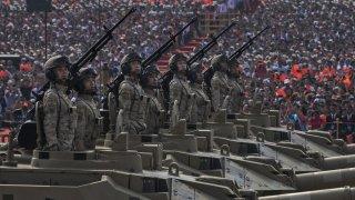 Според китайски професор именно тези енергийни оръжия са спечелили ключова битка срещу индийската армия това лято