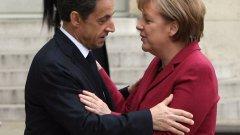 Меркел, Саркози и тия три неща