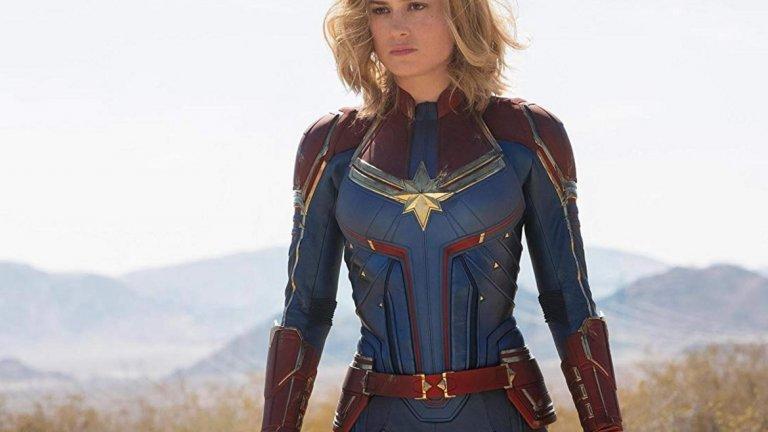 """Капитан Марвъл"" (Captain Marvel) - 1,128 млрд. долара"