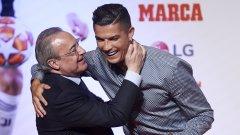 """""""Флорентино направи голяма грешка с Роналдо"""""""