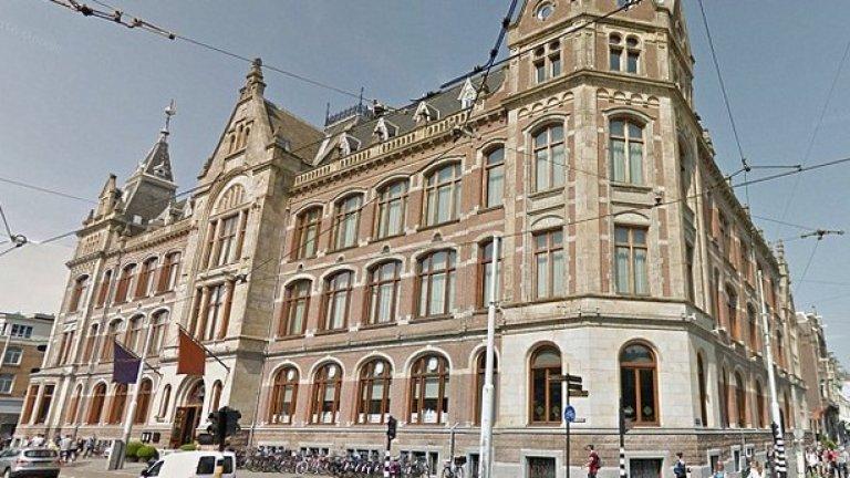 Хотел Консерваториум в Амстердам