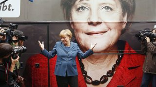 Ако някой беше казал през 1988 година, че жена, израснала в комунизма, ще застане начело на обединена Германия в не твърде далечното бъдеще, малцина биха повярвали в това.