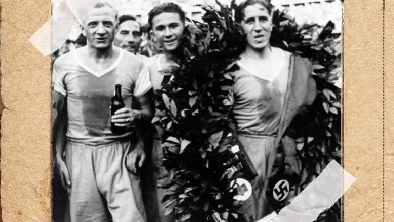 Шалке има интереса история в в периода между 1933-а и 1945-а.