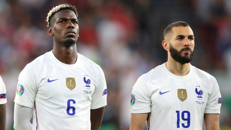 Поради наличието на Н'Голо Канте и още един дефанзивен полузащитник до себе си - независимо дали това ще е Адриен Рабио, или Корентен Толисо, Пол Погба има възможност да покаже креативността си и да участва по-дейно в изграждането на атаките на Франция. Нещо, което все още не му се удава до такава степен на клубно ниво в Манчестър Юнайтед.