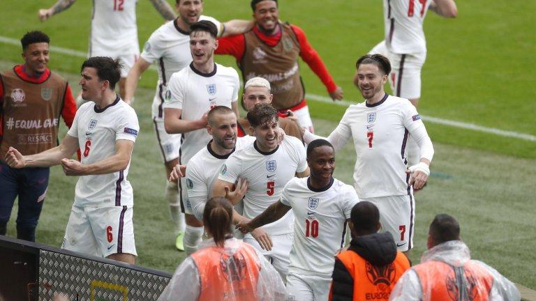 Англия доживя своето сладко отмъщение, Мюлер прекърши Бундестима