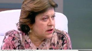 Татяна Дончева: Работещите в прокуратурата не знаят какво е пазарна икономика