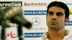 Футболистът Гонзо може да спаси кариерата на треньора Гонзо