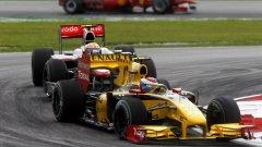 В Renault залагат големи надежди на развитието на болида R30