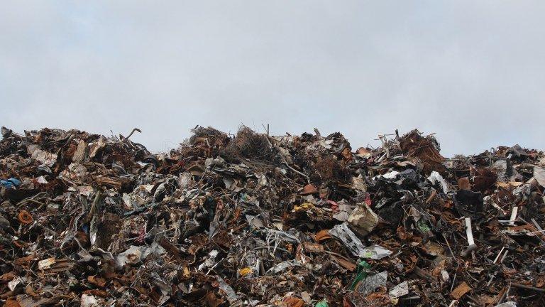 Плевен премахна над 9000 тона незаконно внесен италиански боклук