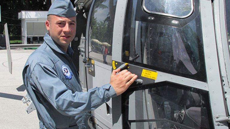 38-годишният командир на екипажа на хеликоптера Георги Анастасов загина при произшествието