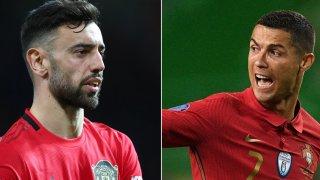 Дотук Фернандеш се представя страхотно за Юнайтед от бялата точка, но намекна, че е готов да отстъпи дузпите на Роналдо