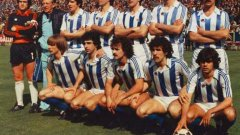 През сезон 1980/81 Сосиедад печели първата си шампионска титла, прекъсвайки мечтата на Реал Мадрид за четвърти пореден триумф в Ла Лига.