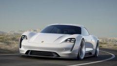 Porsche създаде електромобил, който може да надбяга Model S на Tesla (ГАЛЕРИЯ)