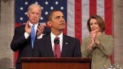 В САЩ вече се чуват коментари, че заради предстоящото драстично орязване на държавни разходи това може да се окаже първият - и последен мандат, на президента Барак Обама