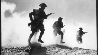 Великите военни изцепки - Битката за Египет (1940-1941 г.)
