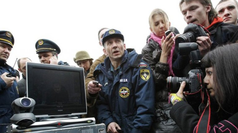 Поне 18 убити при атентат в Русия