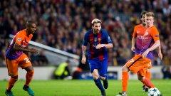 Легенда на Ливърпул посочи третия най-добър след Меси и Роналдо
