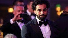Салах бе избран за номер 1 сред шестима кандидати във финалния списък от футболисти от общо 92 отбора във Висшата и Футболната лига на Англия.