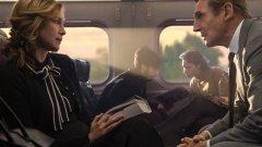 1. The Commuter – 12 януари 2018 г.  Лиъм Нийсън е много добър актьор, но за съжаление в последните години го гледаме основно в шаблонни роли. Точно такъв изглежда и случая с The Commuter, който на пръв поглед изглежда смесица между предишните му роли в Taken и Non-Stop.