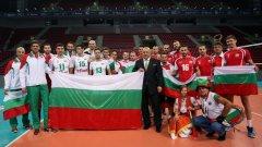 Волейболистите - последните истински обединители на нацията