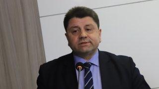 Според Бойко Борисов това Ципов (на снимката) да е единственият кандидат е капан от страна на другите партии.