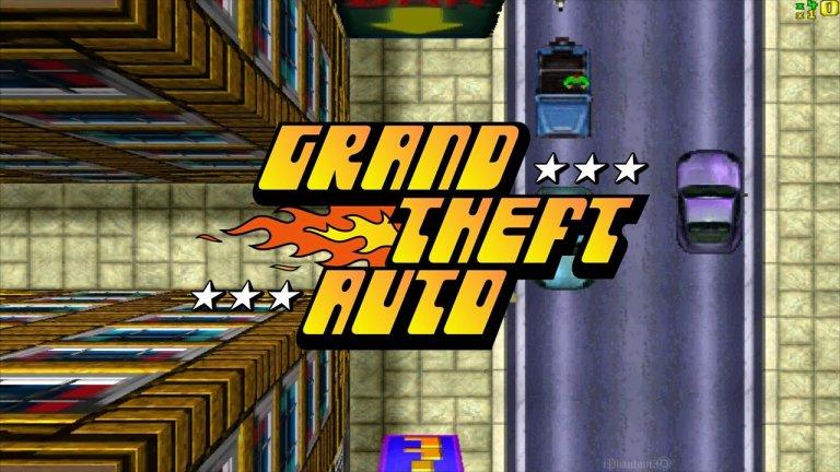 Grand Theft Auto  През октомври 1997 г. се ражда една легенда, любима на геймърите по света и до днес. Grand Theft Auto, или GTA, както й казват мнозина, извървява дълъг път от офисите на Tarantula Studios до пазара, но веднага след излизането си завладява сърцата на потребителите. Наглед идеята на играта е проста – шест нива са разпределени в три американски града и има сбор от точки, който трябва да достигнете, за да минете нивото.   Това, което привлече света към GTA обаче, е свободата, която сюжетът предоставя. За да трупате точки, можете да правите почти всичко, което ви хрумне – да крадете и продавате коли, да убивате, да рушите, да тормозите околните или да минавате през специални предизвикателства. Винаги можете да изпълнявате и мръсните поръчки на местната мафия, за да натрупате повече точки. С други думи – отпускате се, наслаждавате се и правите каквото ви душа поиска.