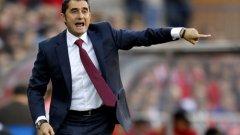 Ернесто Валверде е все по-близо до треньорския пост на Барселона. Вижте в галерията изискванията към новия наставник на каталунците.