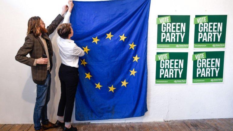 Що се отнася до еко-партиите в региона, те имат още много път пред себе си
