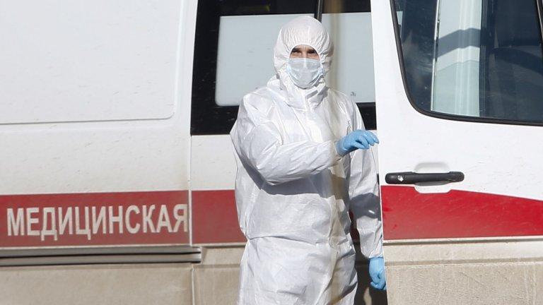 Критиците на Кремъл са категорични, че властта крие реалните мащаби на здравната криза