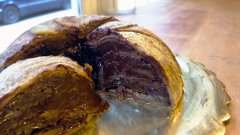 Италианско изкушение: торта от патладжани и шоколад