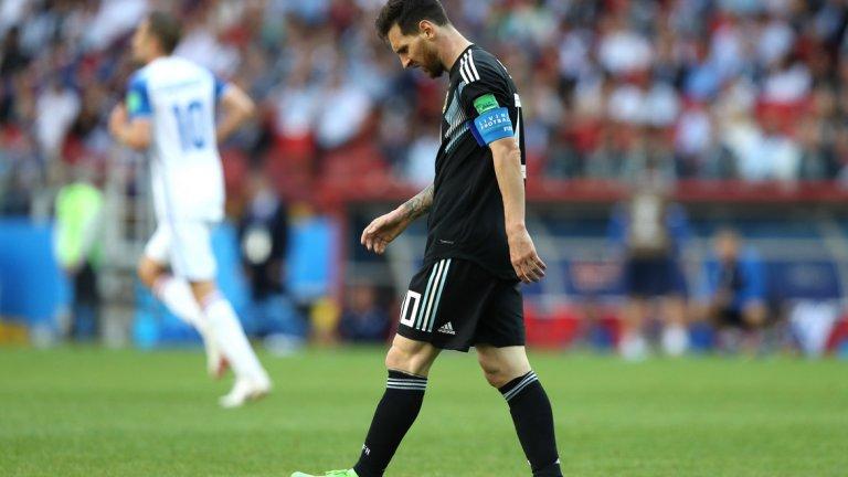 Лео Меси отново ще играе за Аржентина