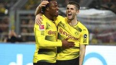 Батшуай и Пулишич изградиха добро партньорство в Дортмунд и Лампард трябва да им даде шанса да го продължат в Челси