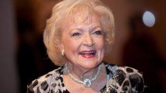 """През своята тв кариера Бети Уайт е удостоена с пет награди """"Еми"""" и има звезда на алеята на славата"""