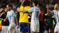 Бразилия и Аржентина се изправят за осми път в световни квалификации. Това е най-играното голямо съперничество между национални отбори в света. Ето как изглежда историята на Битката на южноамериканците досега...
