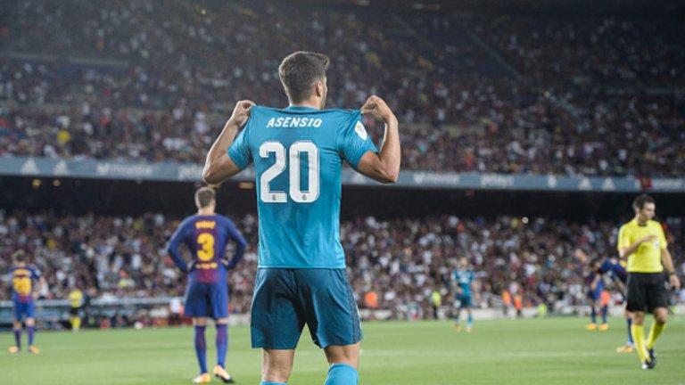 Марко Асенсио Пристигна в Реал срещу само 3,5 млн. евро от Майорка, когато бе на 19. В момента Асенсио струва поне 20 пъти по-скъпо.